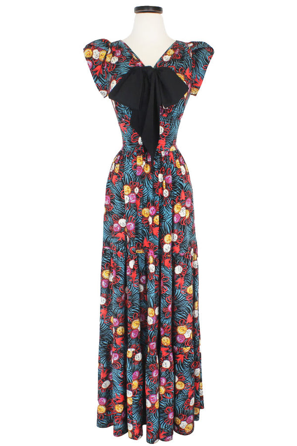 Bianca Petal Long Dress - Curious Corsage - Pre-Order