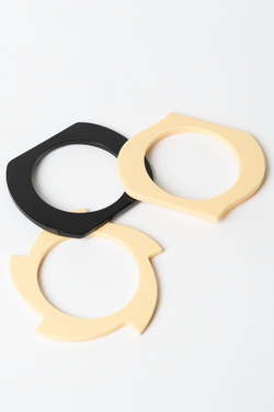 Flat Die Cut Bangle Stack