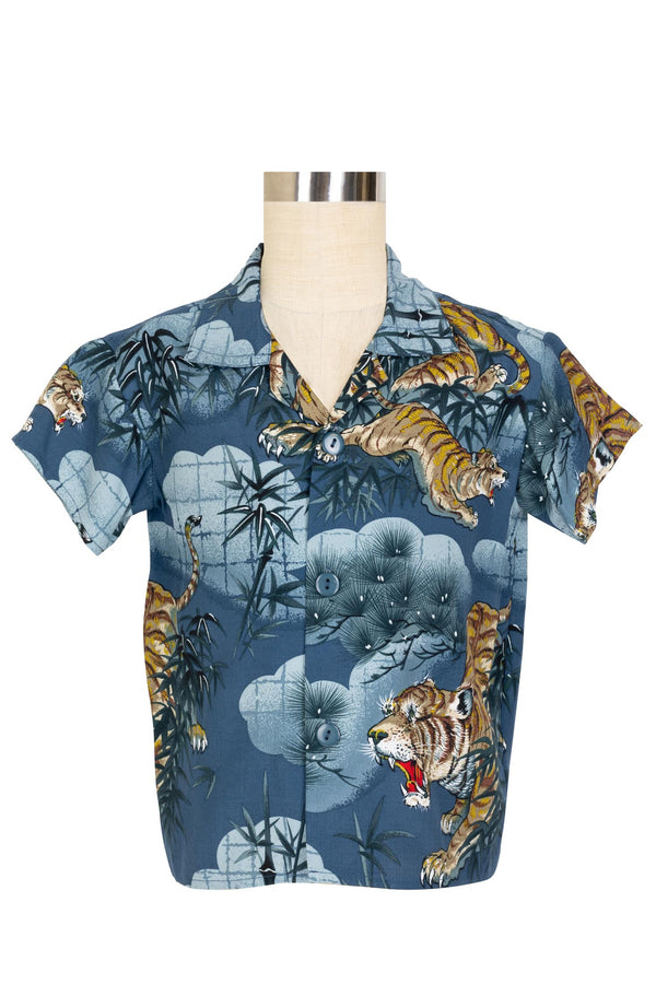 Dixon Shirt - Traditional Tigers