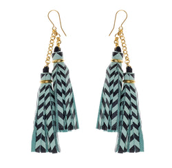 Rosita Bonita Doppelganger Tassel Earrings