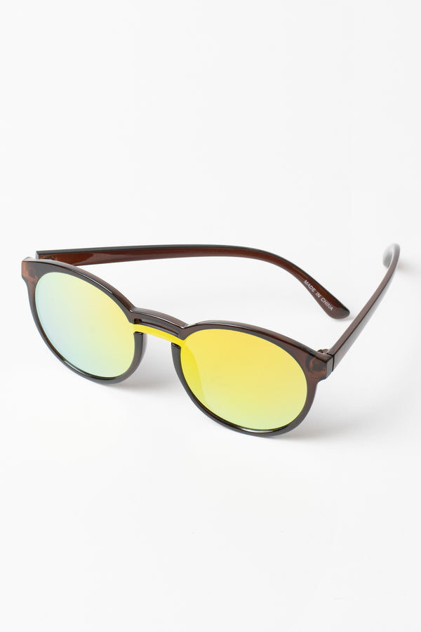 Alice Mirrored Sunglasses