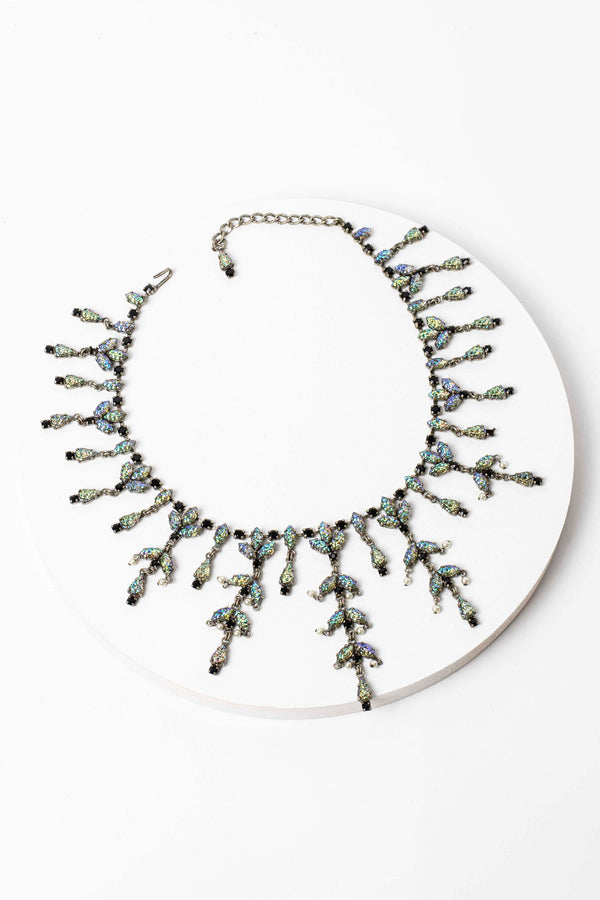 De Luxe Ivy Vines Necklace