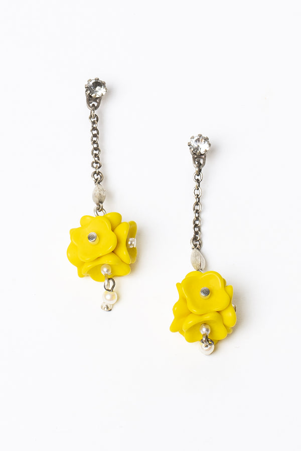 De Luxe Lei Drop Earrings