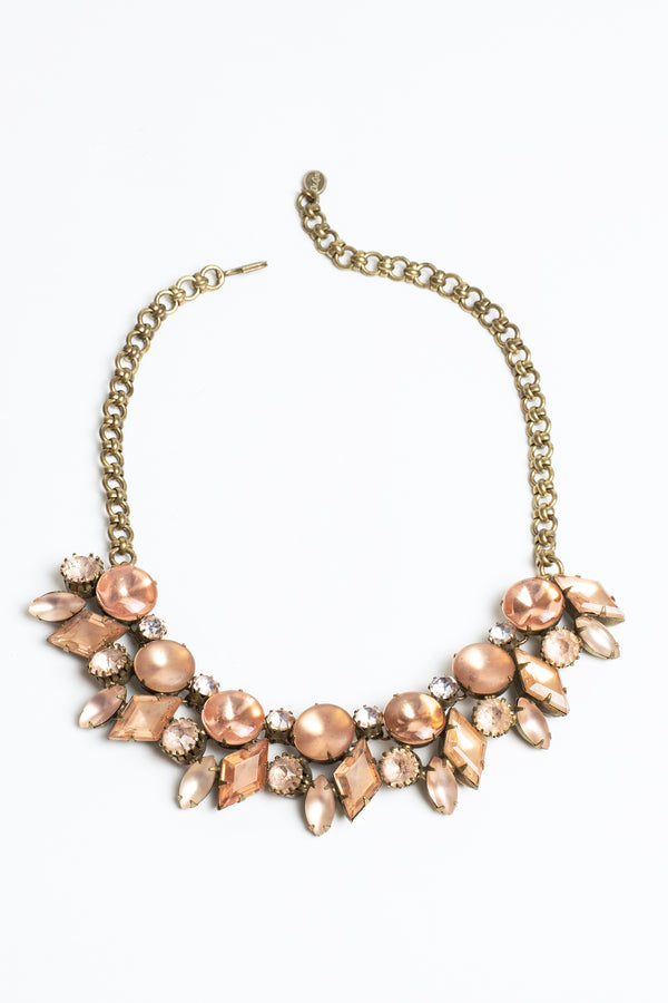 De Luxe Mixed Shapes Necklace