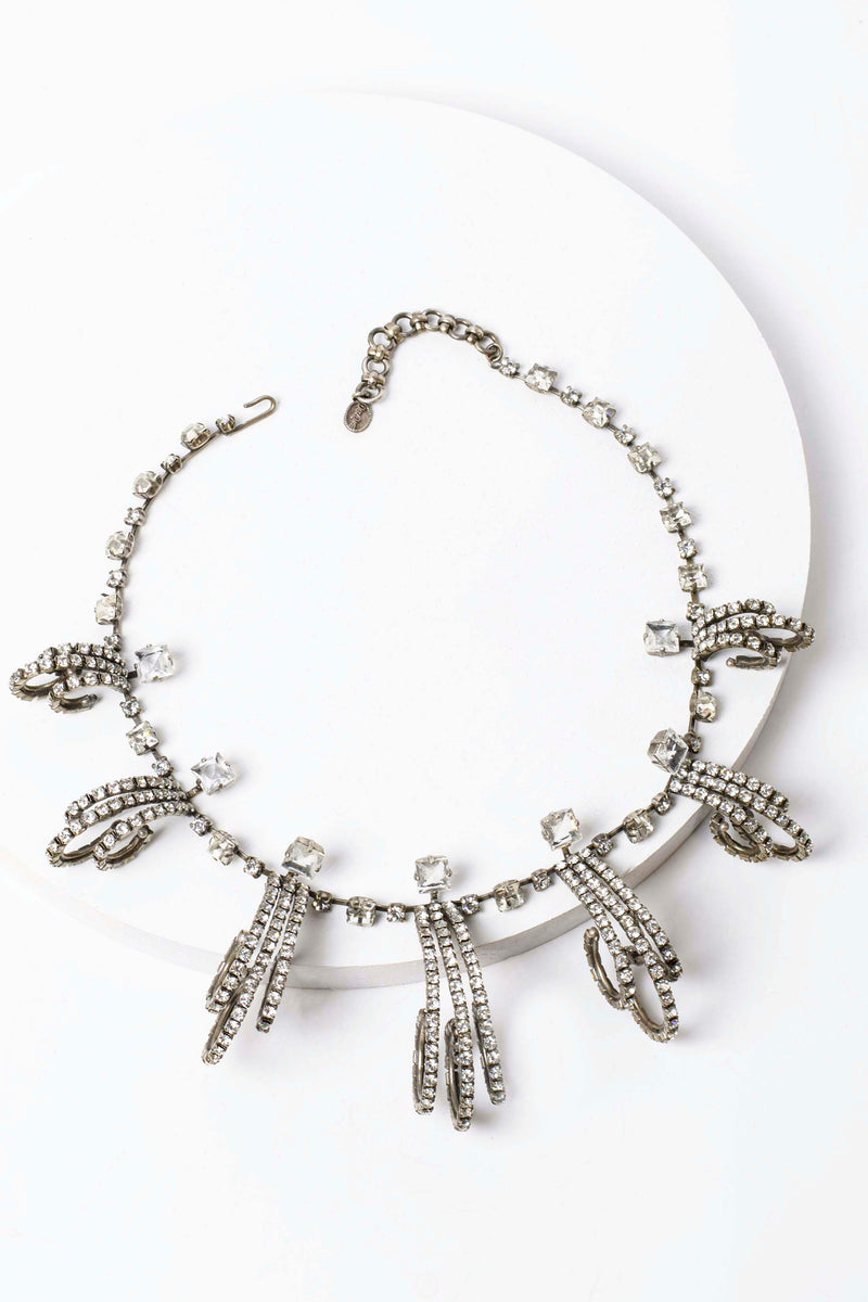 De Luxe Wave Necklace