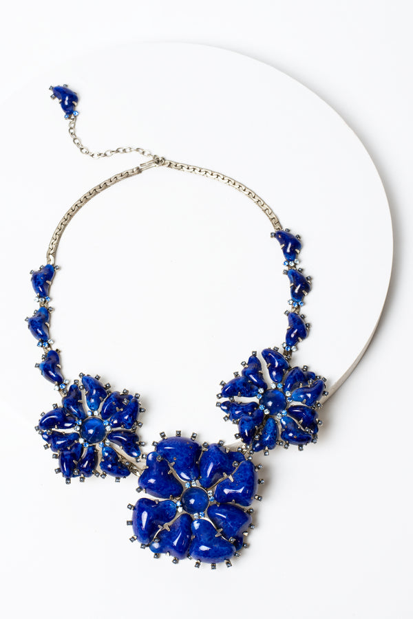 De Luxe Aloha Statement Necklace