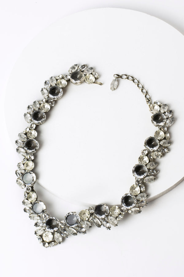 De Luxe Crystal Necklace