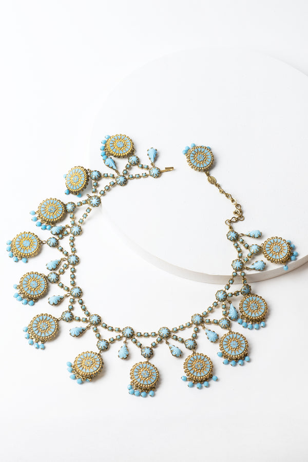 De Luxe Egyptian Bib Necklace