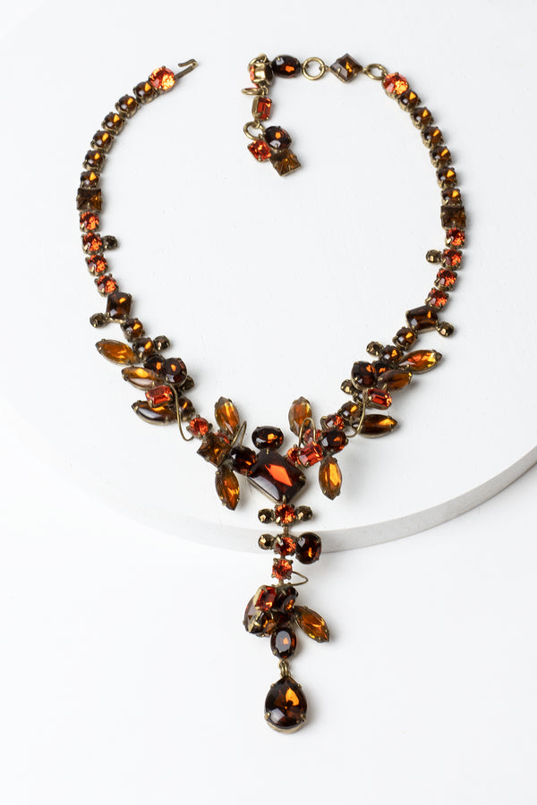 De Luxe Hot Rocks Necklace