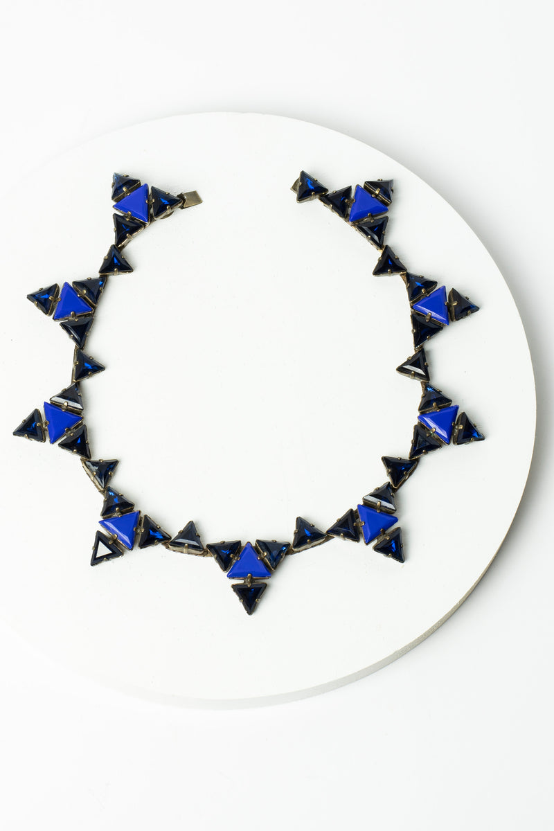 De Luxe Mini Kaleidoscope Necklace