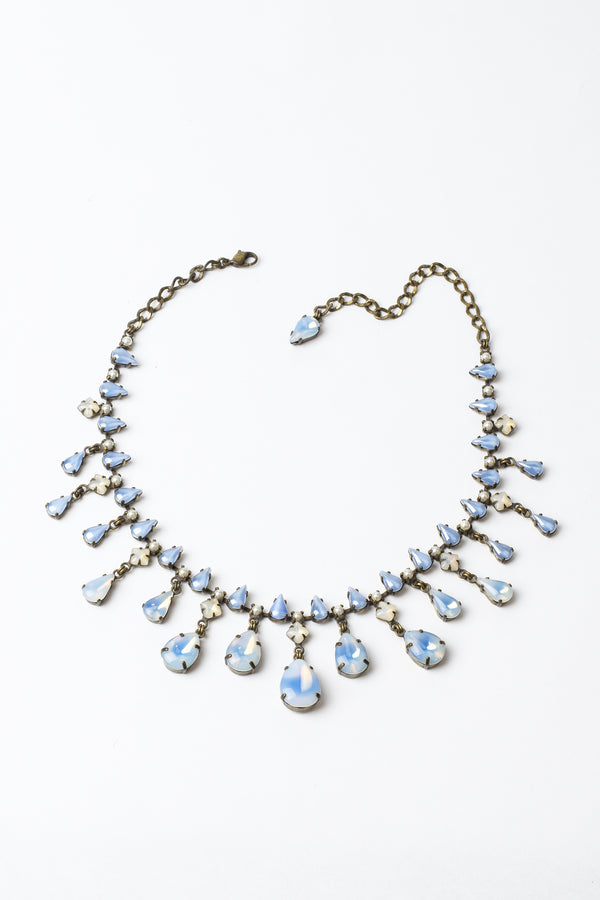 De Luxe Raindrop Necklace