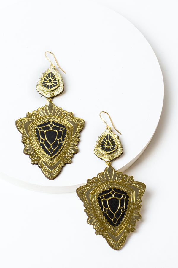 Rosita Bonita Exotica Jewel Earrings