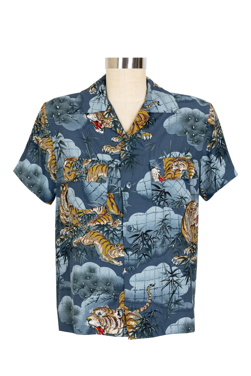 Fred Shirt - Traditional Tigers