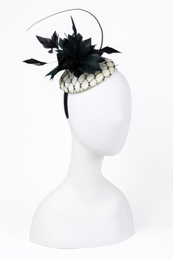 Feather & Quil Fascinator
