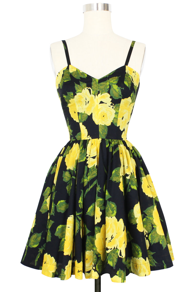 Ruby Mini Dress - 1959 Floral