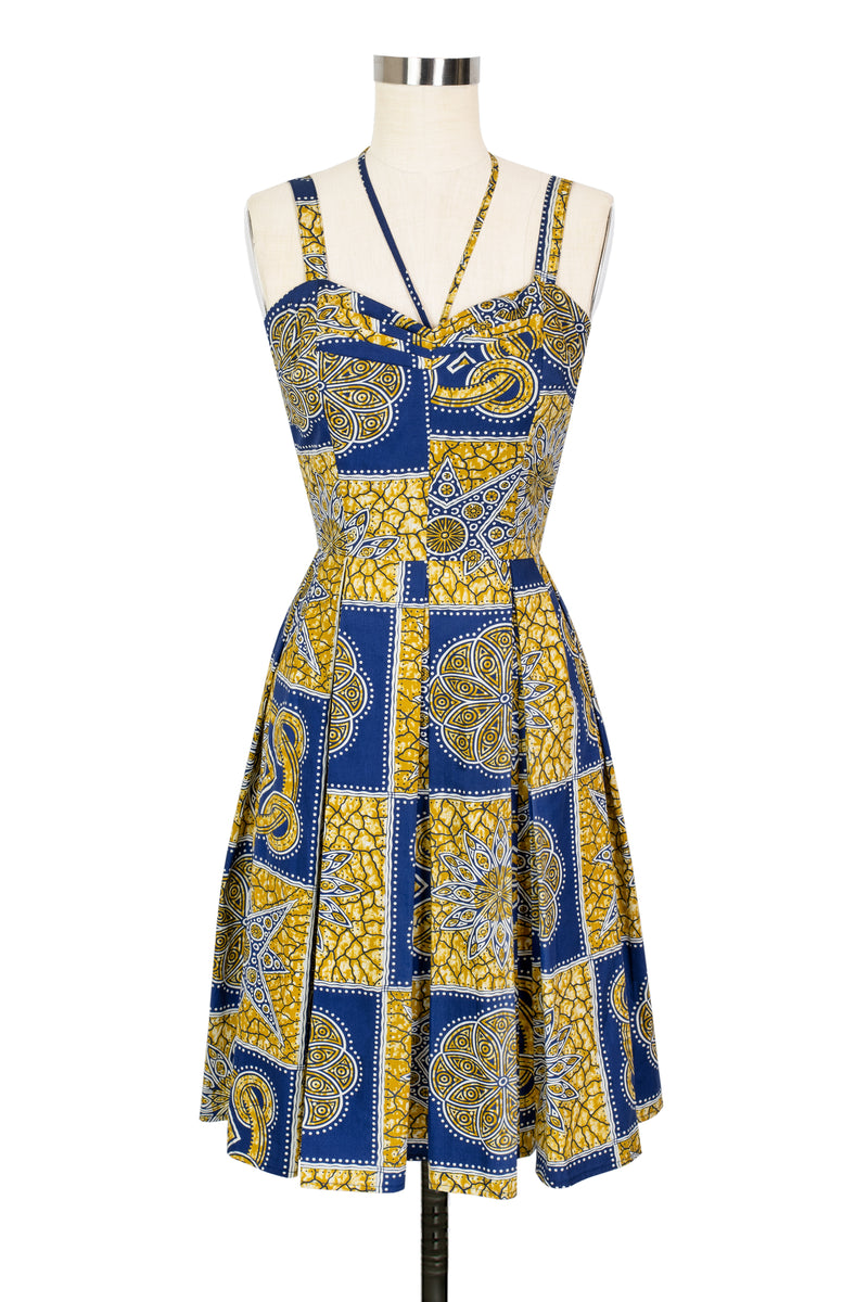 Getaway Dress - Tiki Batik