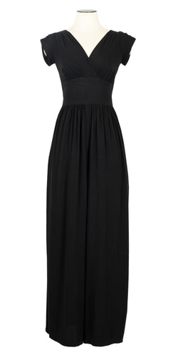 Hepburn Jumpsuit - Black