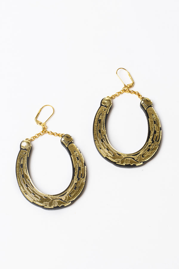 Rosita Bonita Horseshoe Earrings