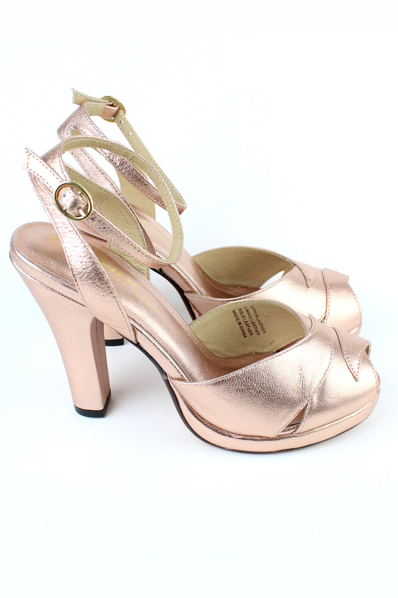 Exclusive! Re-Mix Veronica Heels