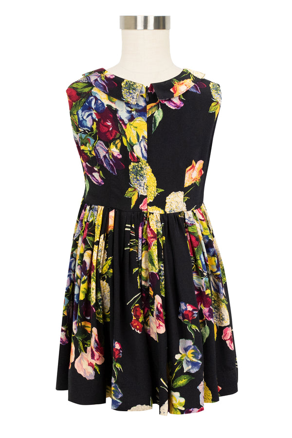 Katie Dress - Martini Floral