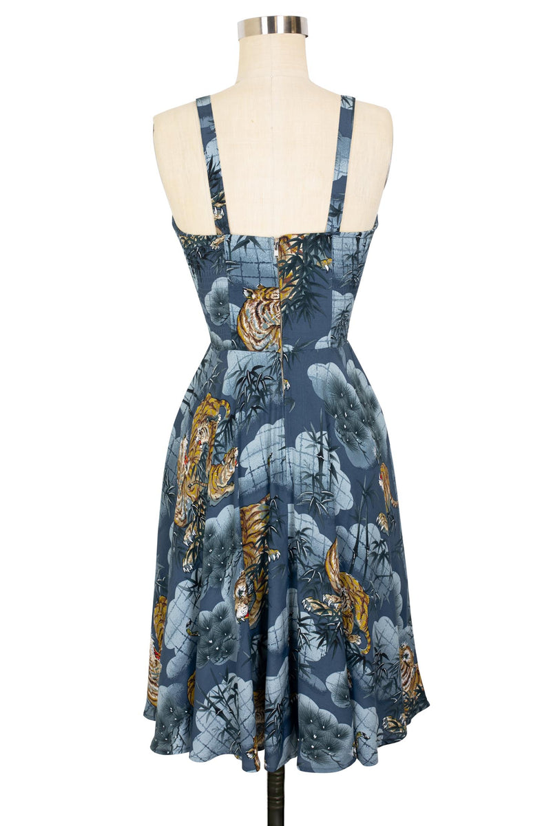L'Amour Dress - Traditional Tigers - Final Sale