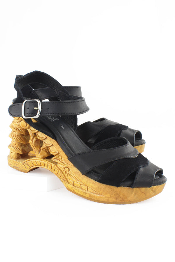 Lucky Lou Pagoda Wedges