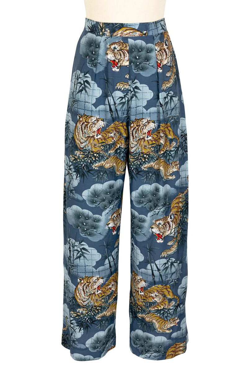 Lounge Pants - Traditional Tigers