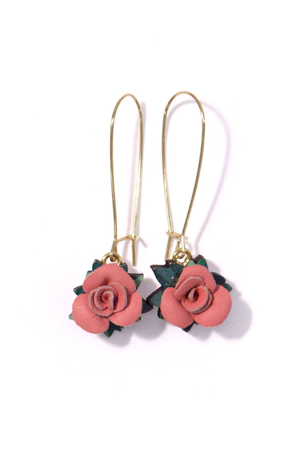 Rosita Bonita Posy of Roses Earrings