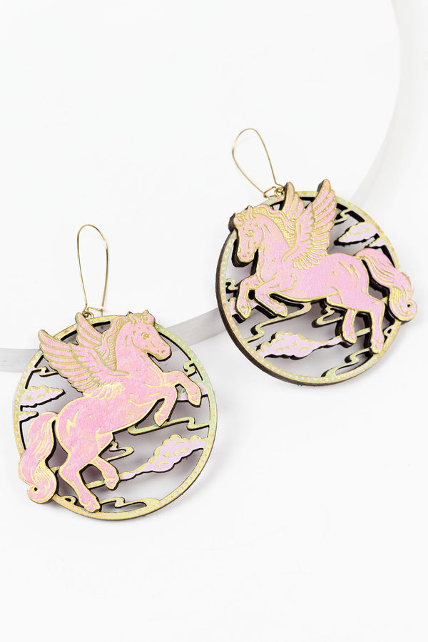 Rosita Bonita Pegasus Earrings