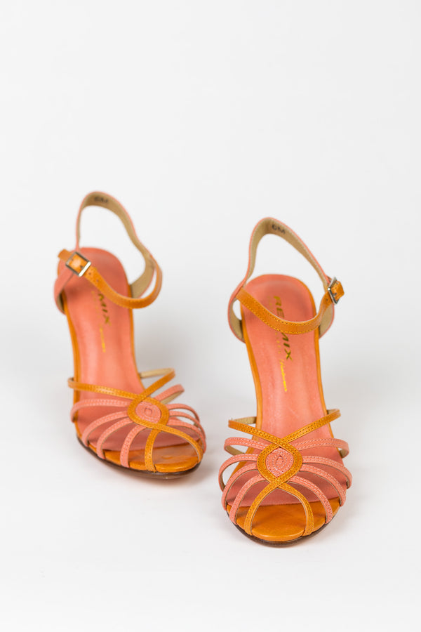 Re-Mix Lola 3 Heels - Final Sale