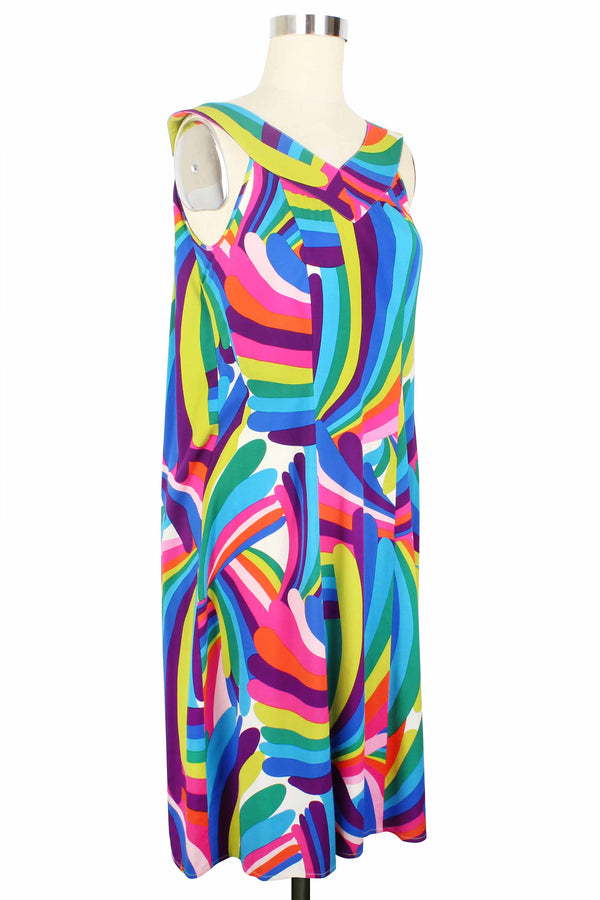 Muu Muu Dress- Rainbow Bright PRE-ORDER