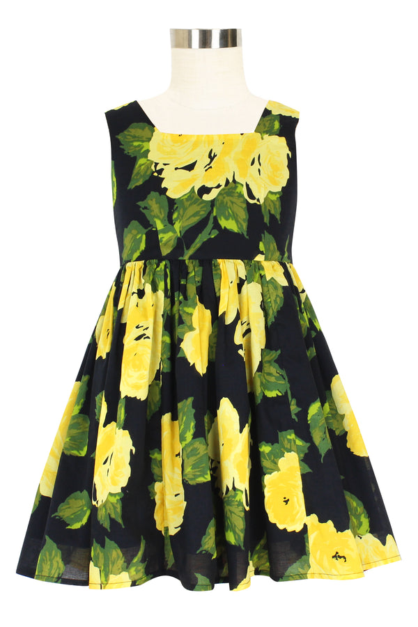 Posey Dress - 1959 Floral