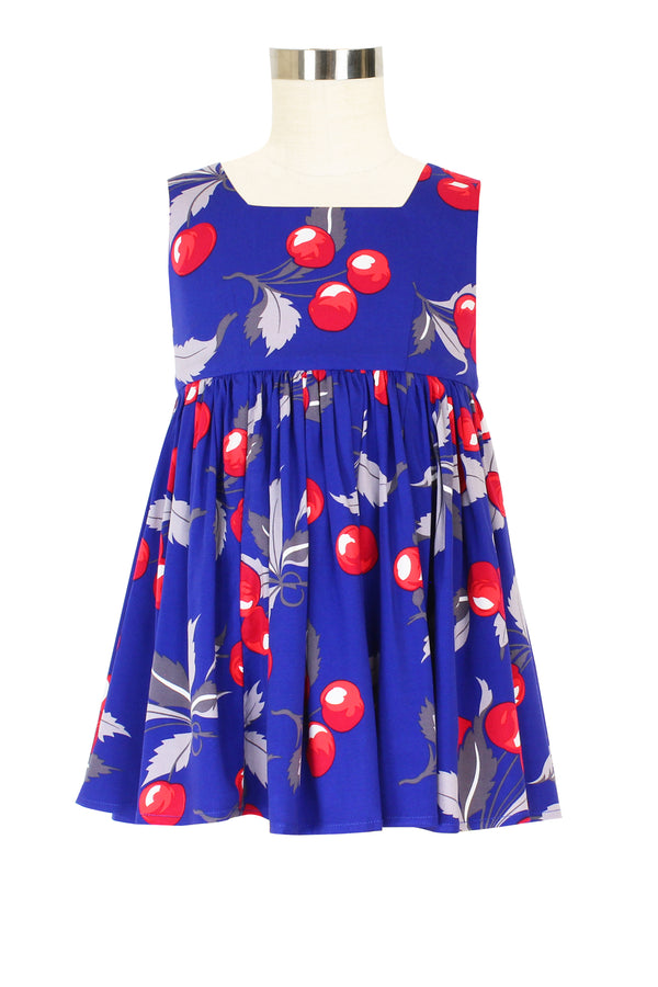 Posey Dress - Extra Cherry