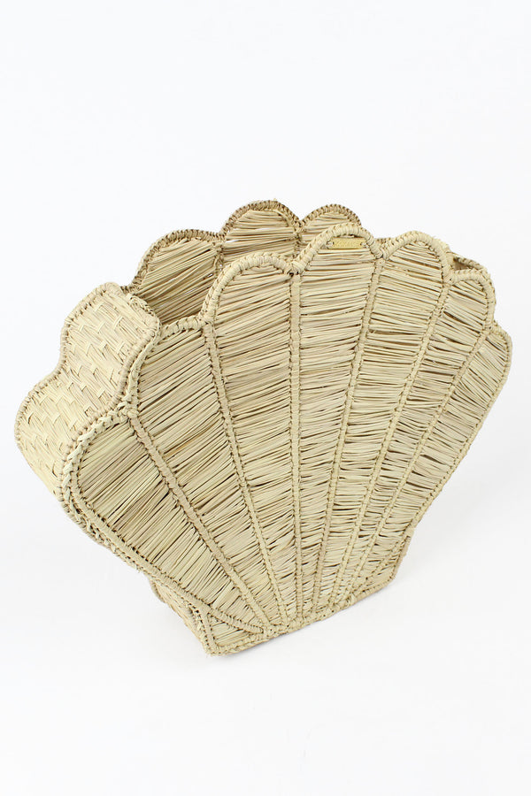 Kaanas Campeche Seashell Bag