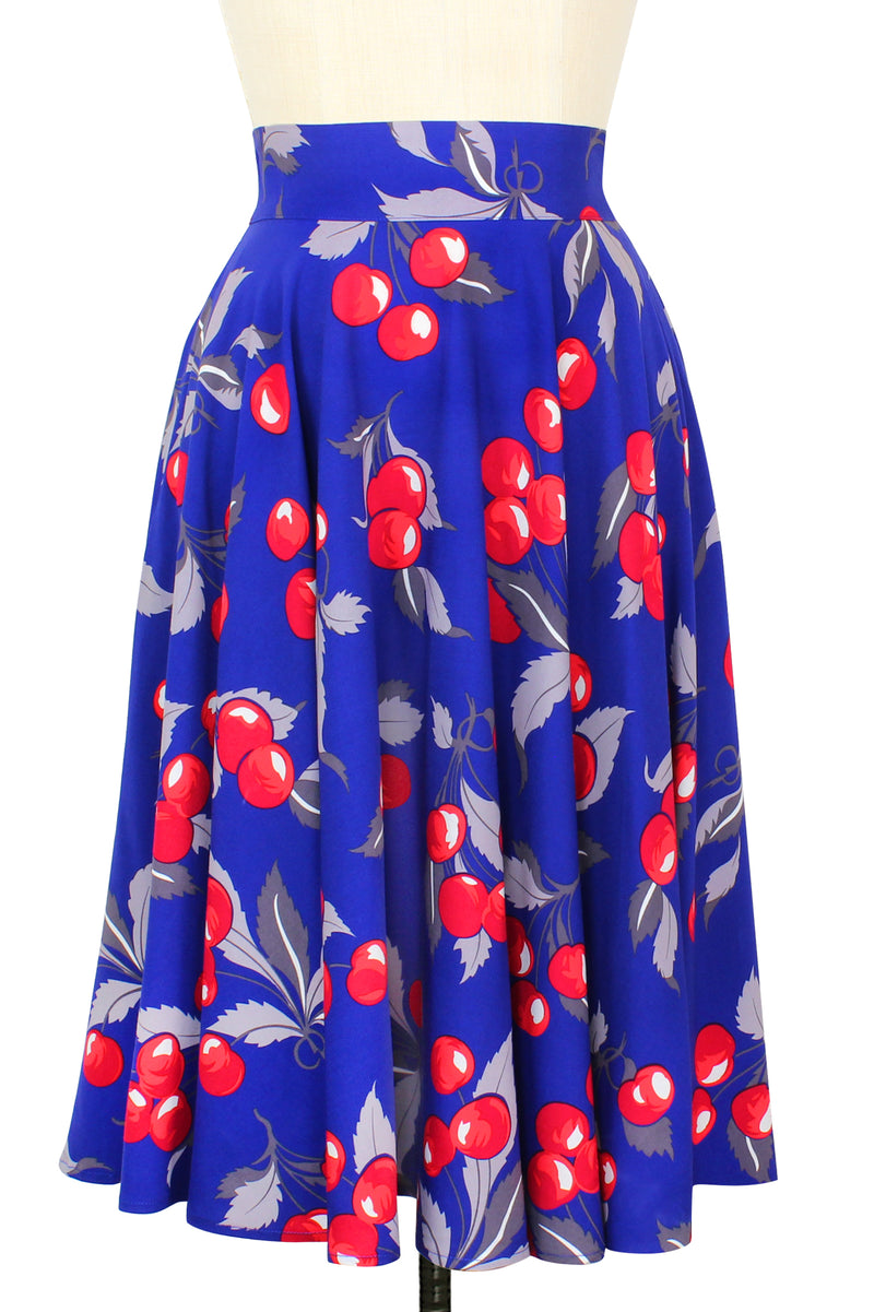 Circle Skirt - Extra Cherry