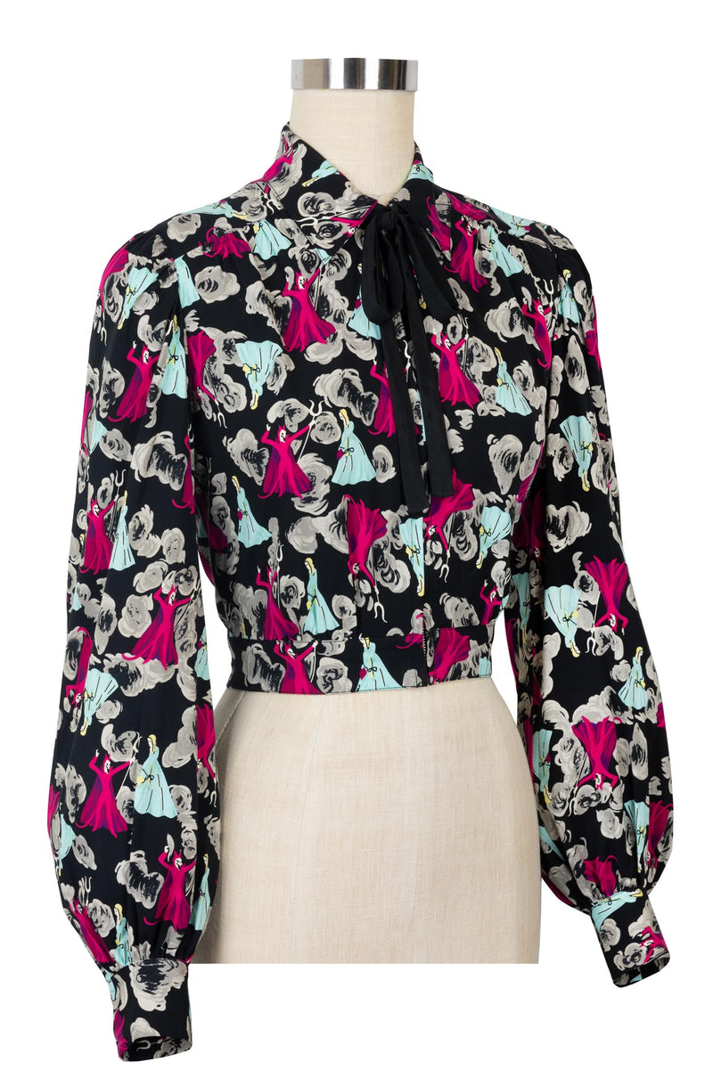 Girl Friday Blouse - Temptation