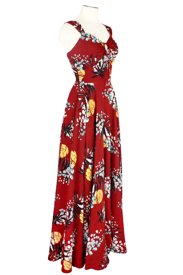 L'Amour Long Dress - Tropical Nights