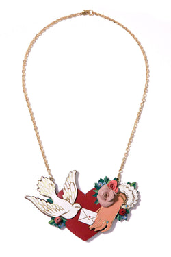 Rosita Bonita Tokens of Affection Necklace