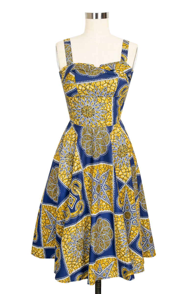 Trixie Dress - Tiki Batik
