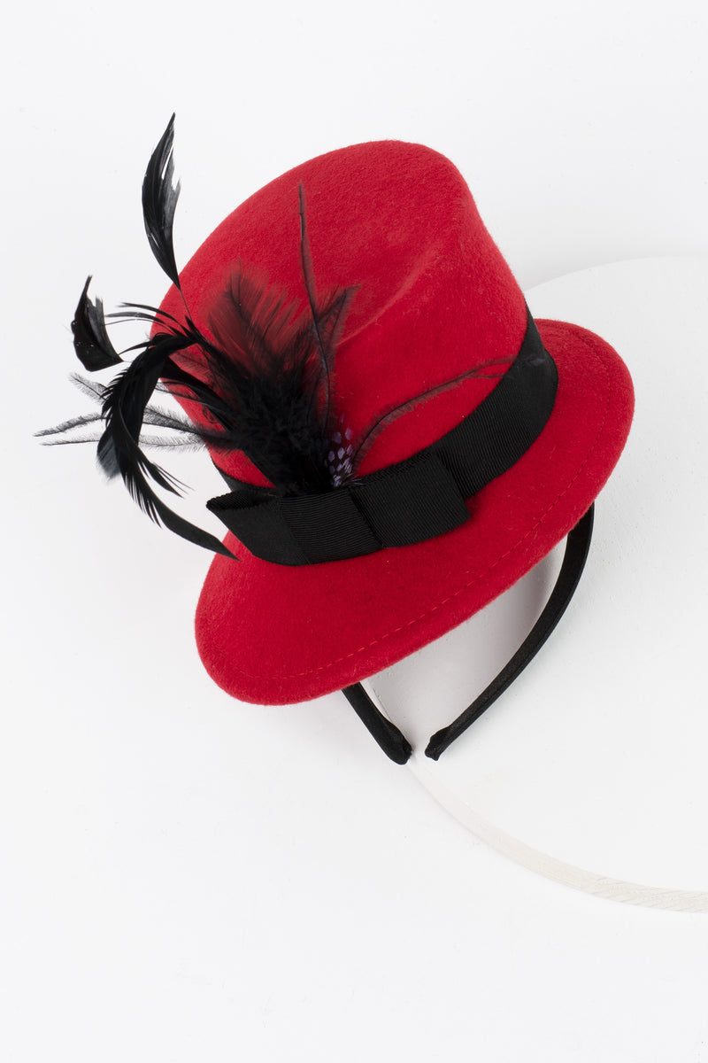 Top Hat Fascinator