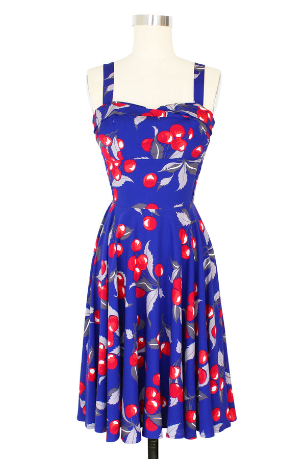 Trixie Dress - Extra Cherry