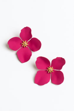 Zenzii Flower Earrings
