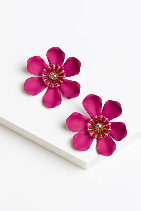 Zenzii Lily Earrings