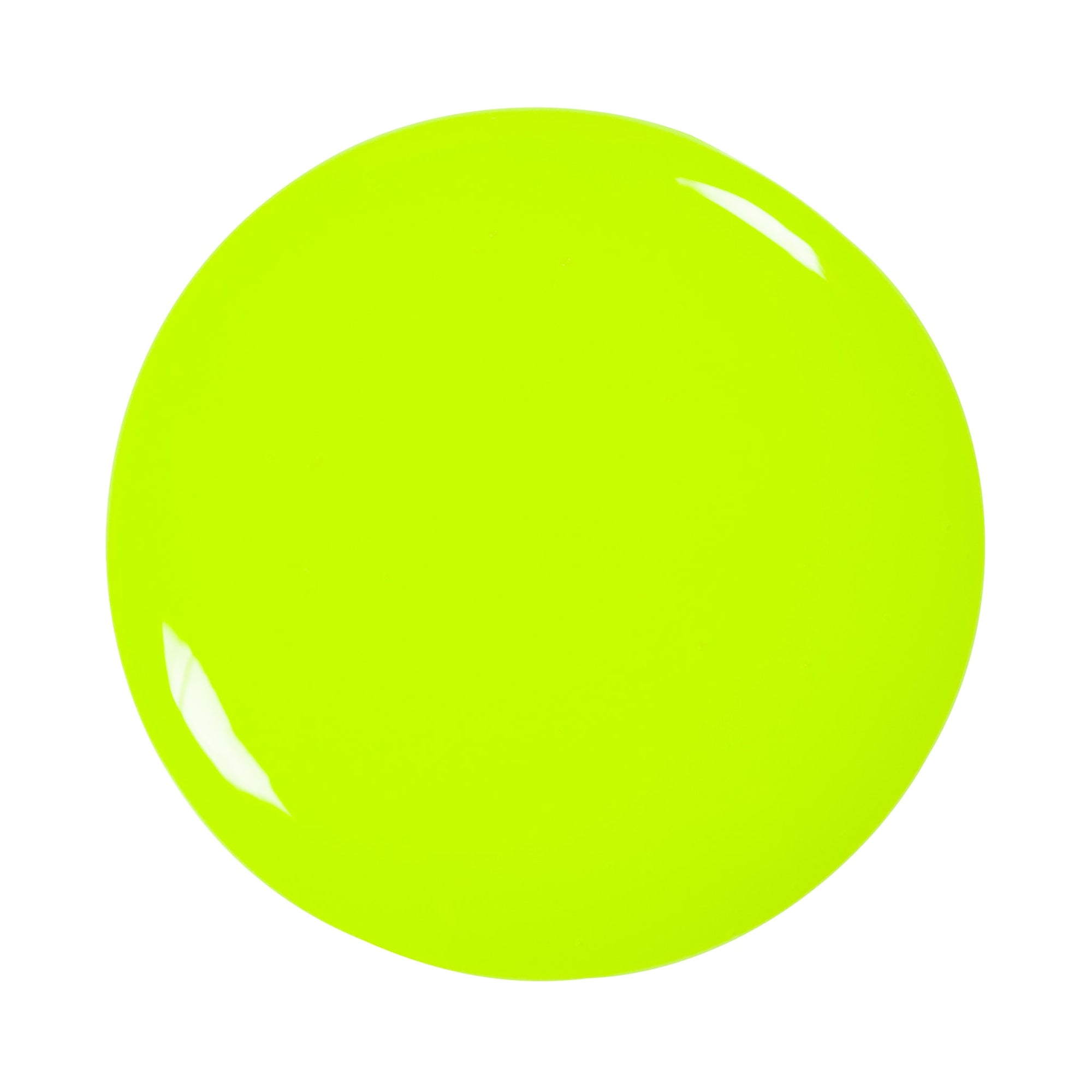Farb Gel Neon yellow