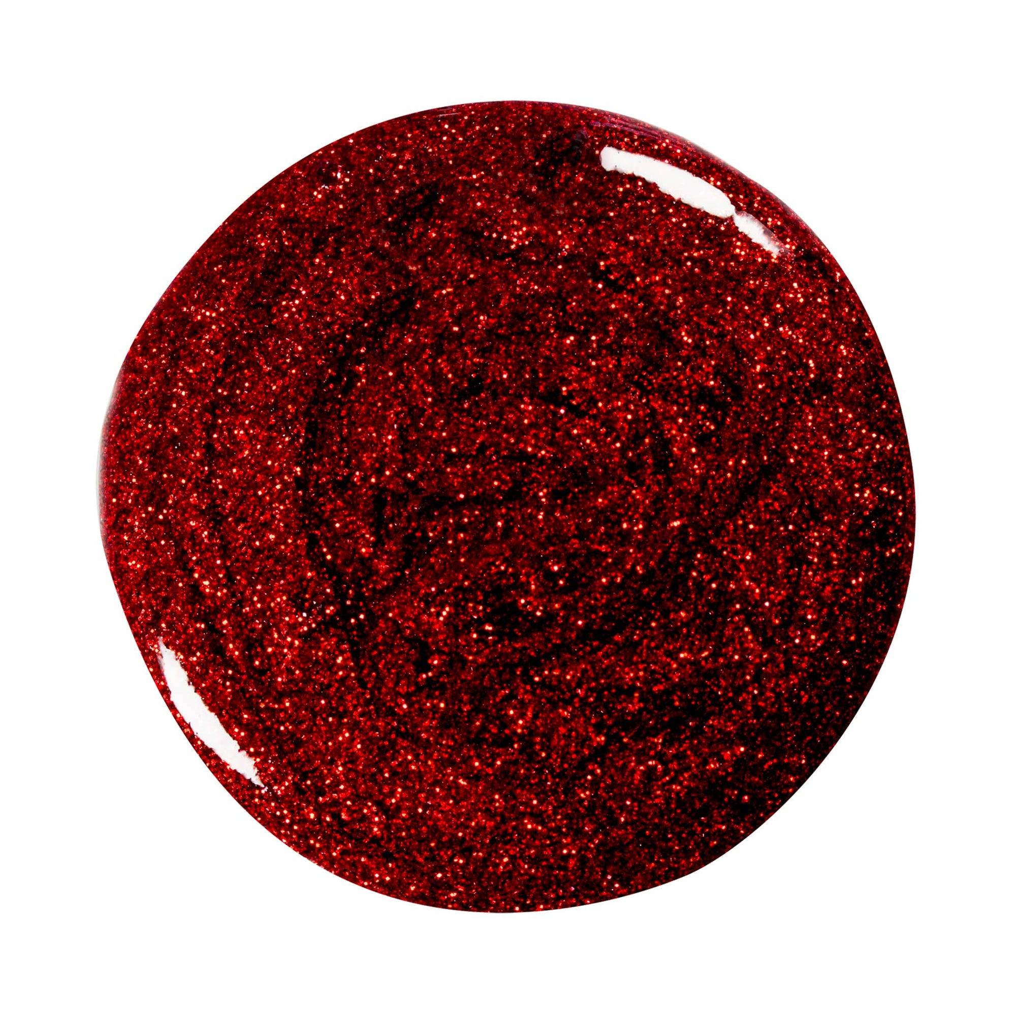 Effekt Gel Classic Glitter wine red