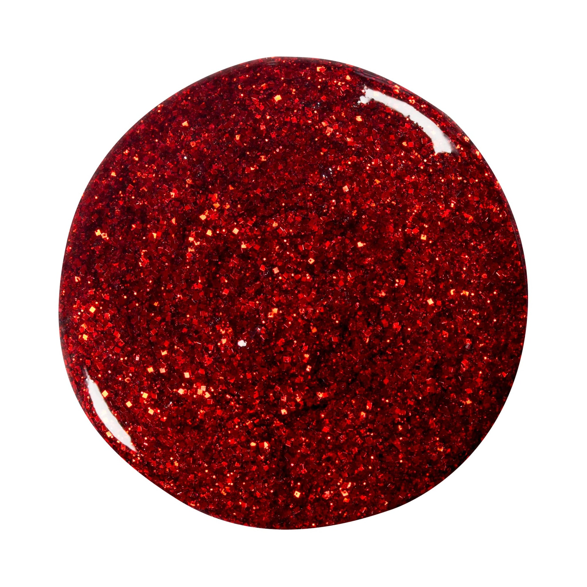 Effekt Gel Extrem Glitter red