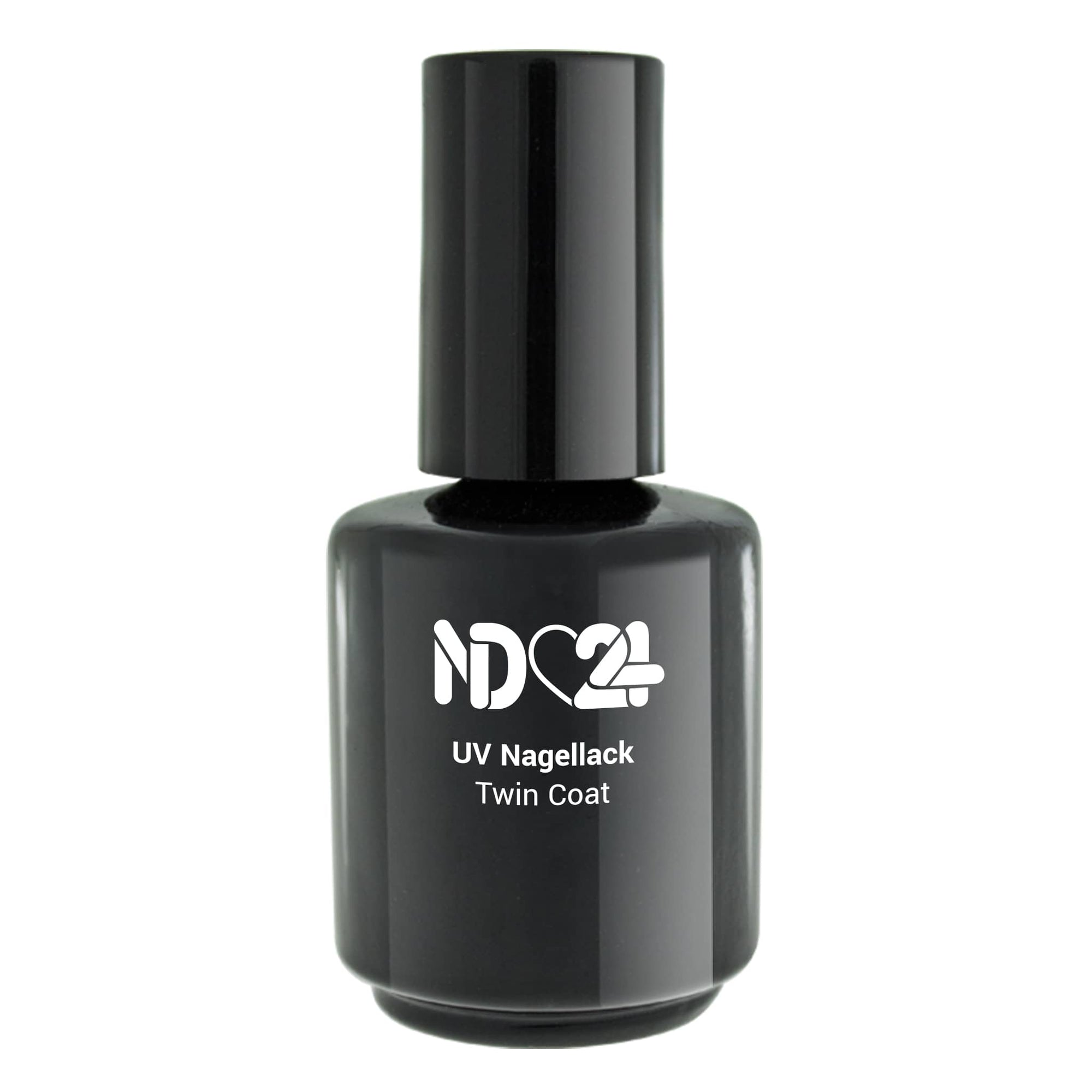 UV Nagellack Twin Coat