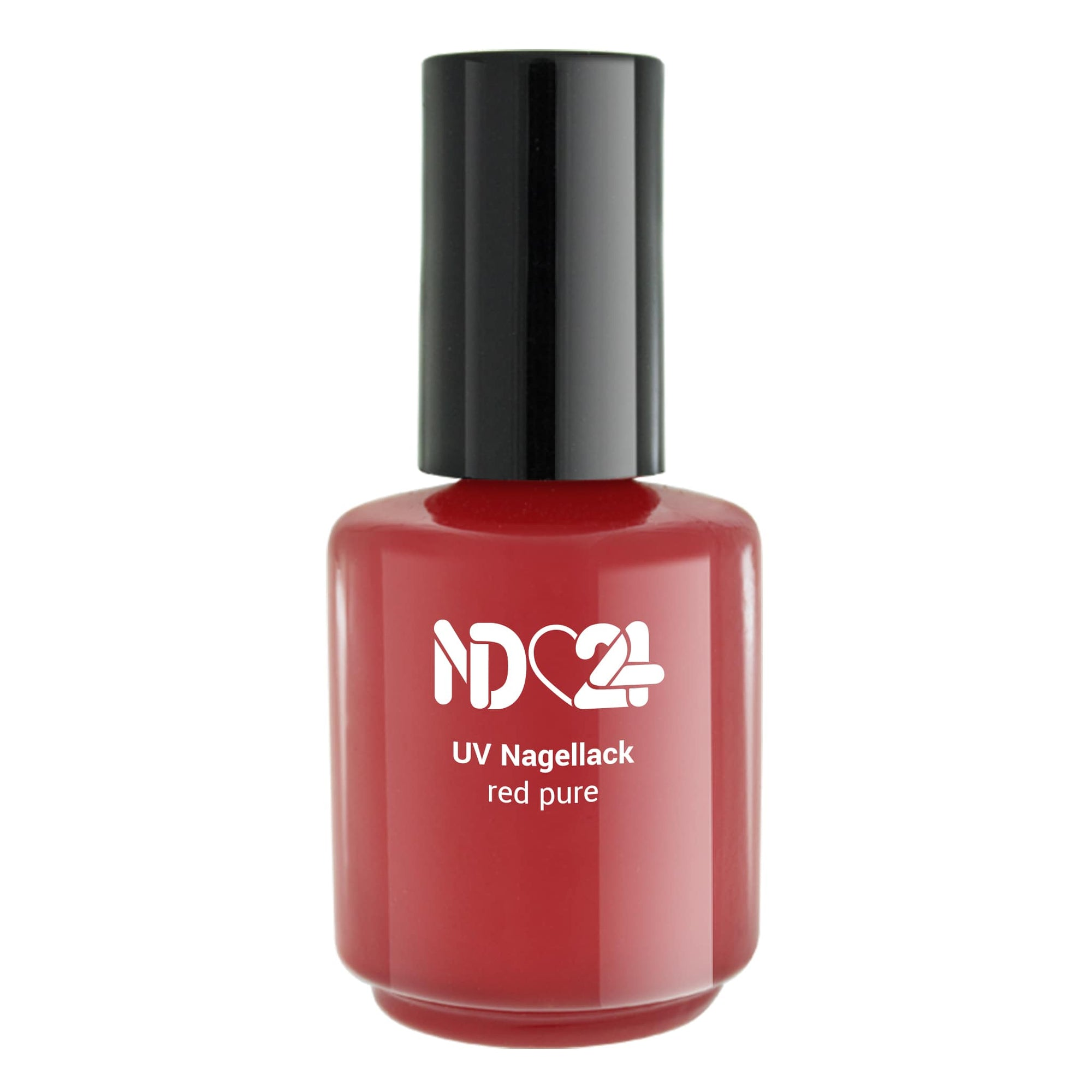 UV Nagellack Red pure