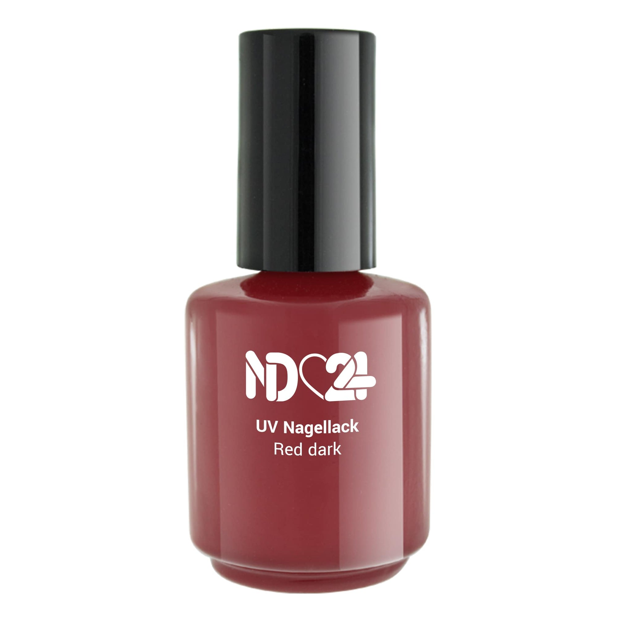 UV Nagellack Red dark