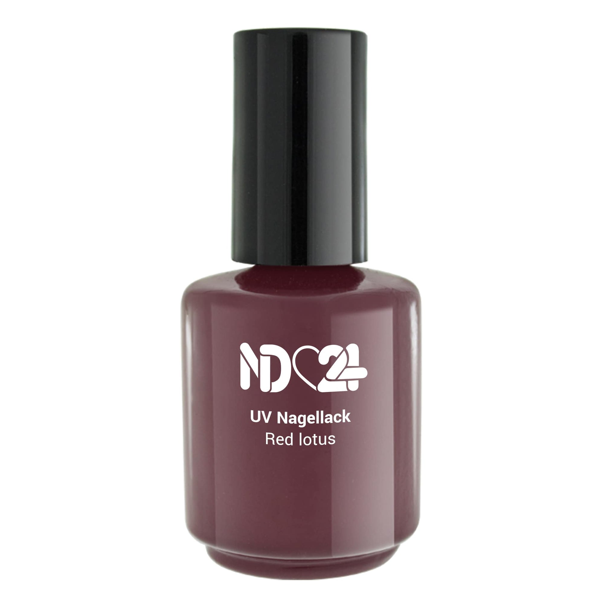 UV Nagellack Red lotus